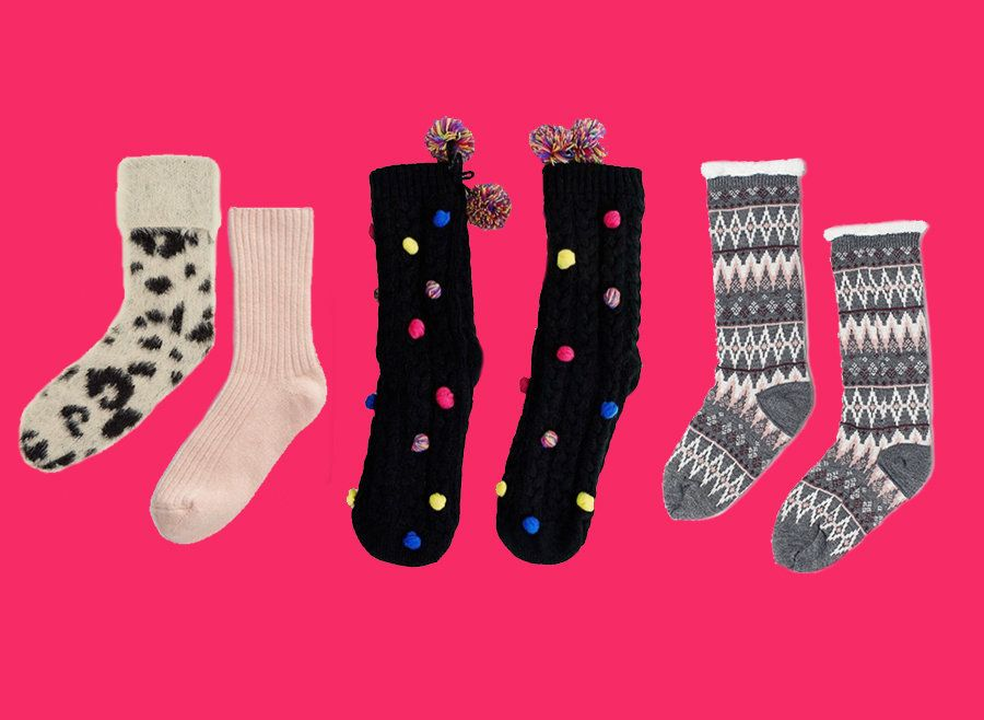 9 Of The Best Women's Socks To Keep Your Toes Cosy This