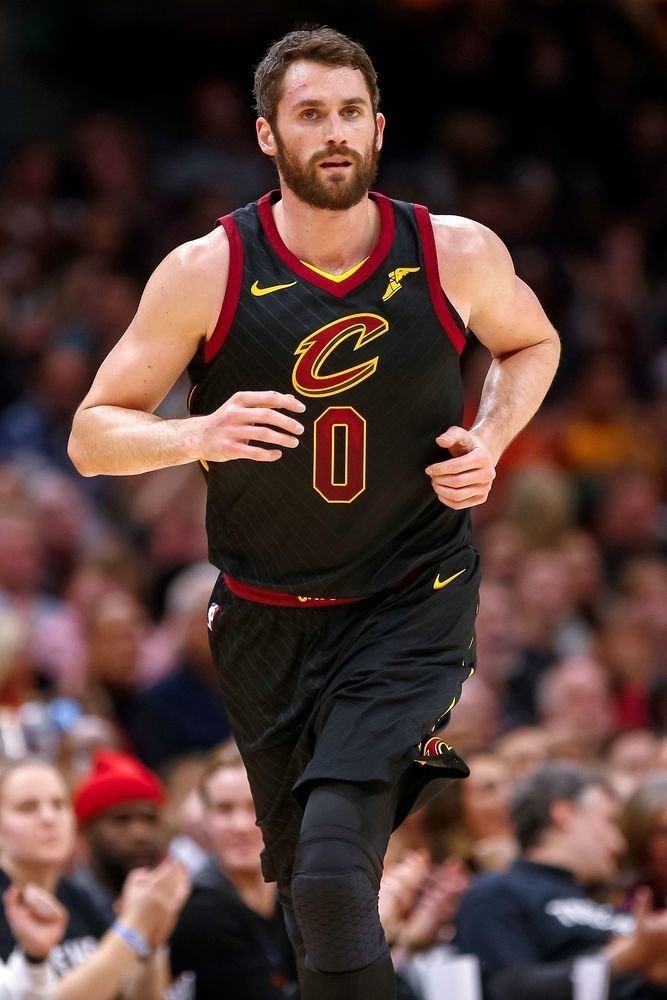 Kevin Love's Banana Republic Collection
