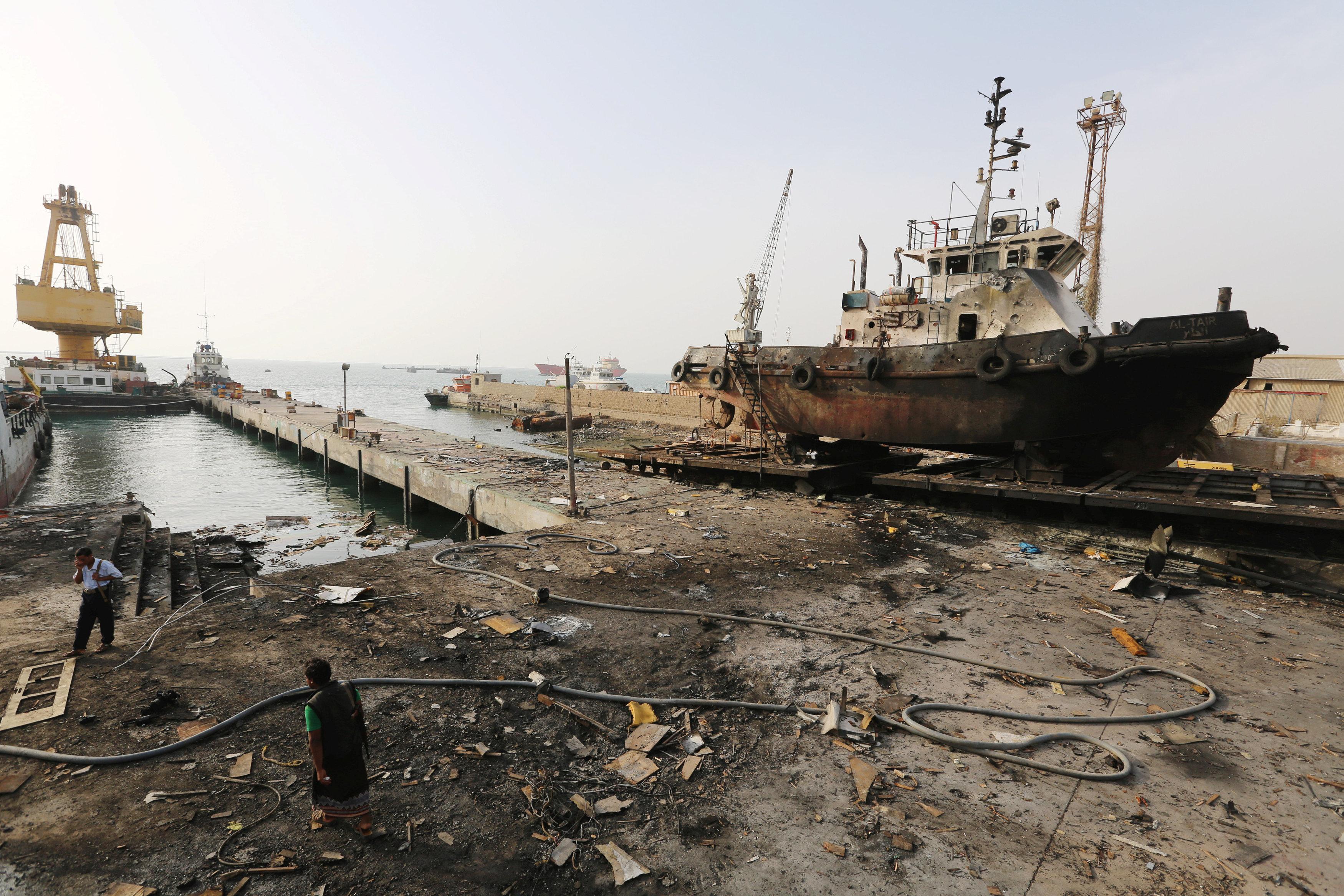 ONU: un projet de résolution appelle à une trêve à Hodeida, au