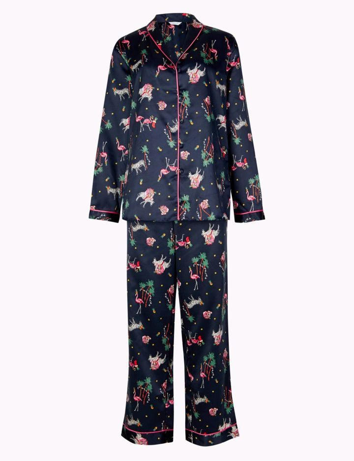 cec6e5938 The Best Christmas Pyjama Sets For Women On The High Street – From ...