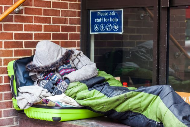 Council leaders say the government's rough sleeping data is not portraying an accurate picture of the crisis
