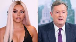 Little Mix's Jesy Nelson Blasts 'Silly T**t' Piers Morgan... Live On Radio