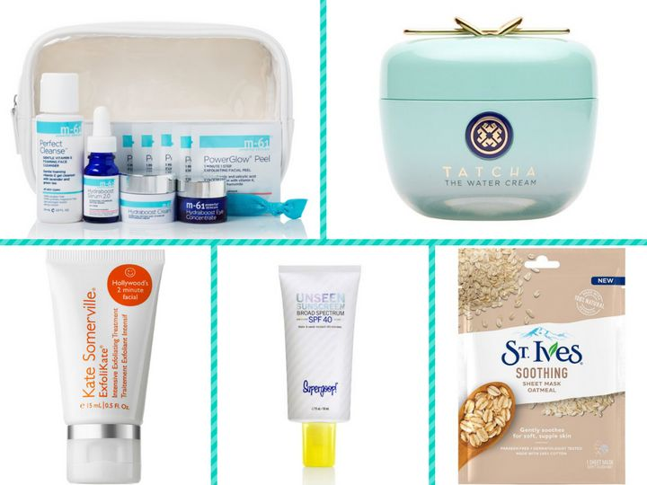"These <a href=""https://www.huffpost.com/life/topic/skincare"" target=""_blank"" rel=""noopener noreferrer"">skin care products</a> would make great <a href=""https://www.huffpost.com/life/topic/holiday-gift-guides"" target=""_blank"" rel=""noopener noreferrer"">holiday gifts</a> for anyone on your list."