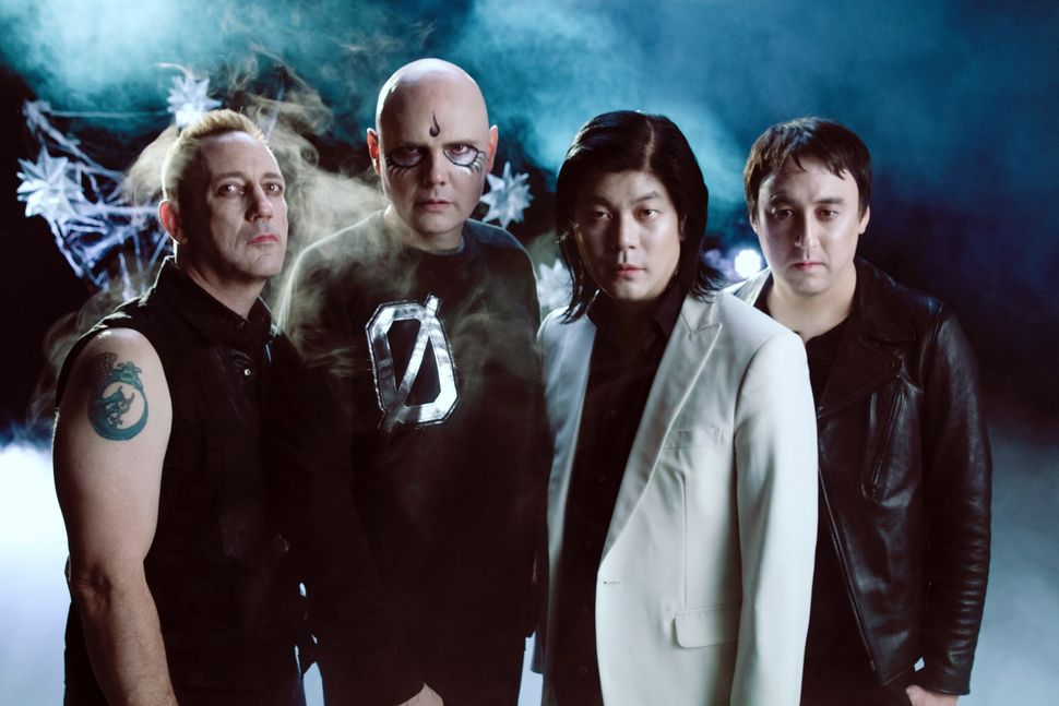 Time For A Warmer, More 'Cuddly' Smashing Pumpkins
