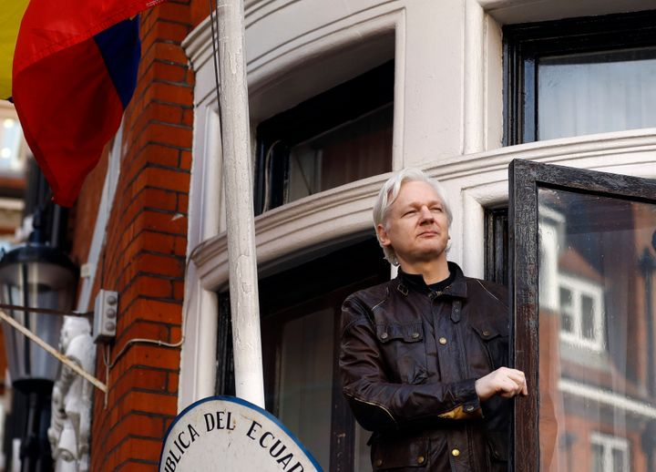 U.S. prosecutors are reportedly closing in on WikiLeaks founder Julian Assange, who has been hiding at the Ecuadorian embassy