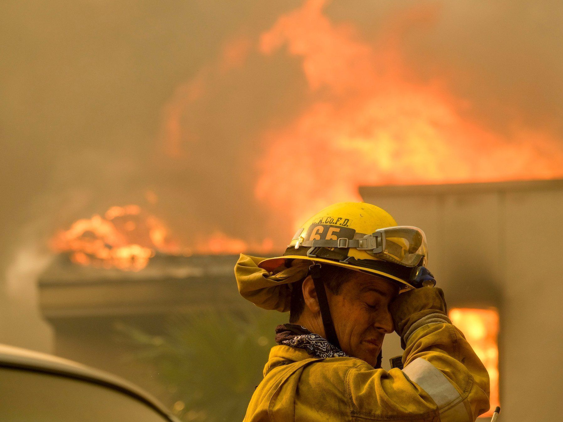 The death toll from California's fires has risen to 80 — and nearly 1,000 people are still missing