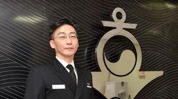 이국종 교수가 '명예 해군 중령'으로