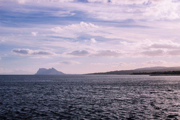 Der Stein des Anstoßes: Gibraltar.