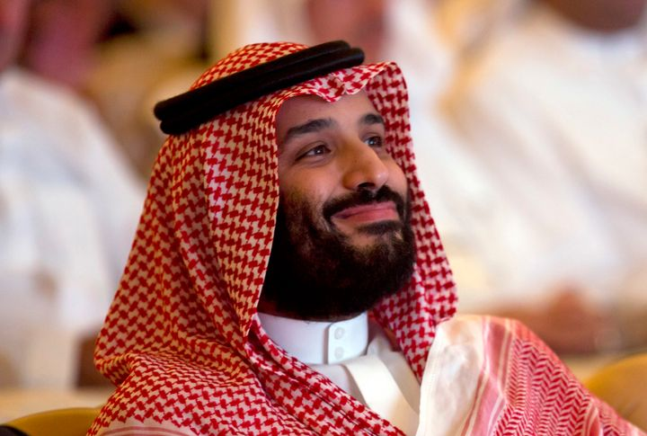 Some members ofthe Saudi royal family are agitating to prevent Crown Prince Mohammed bin Salman from becoming king.