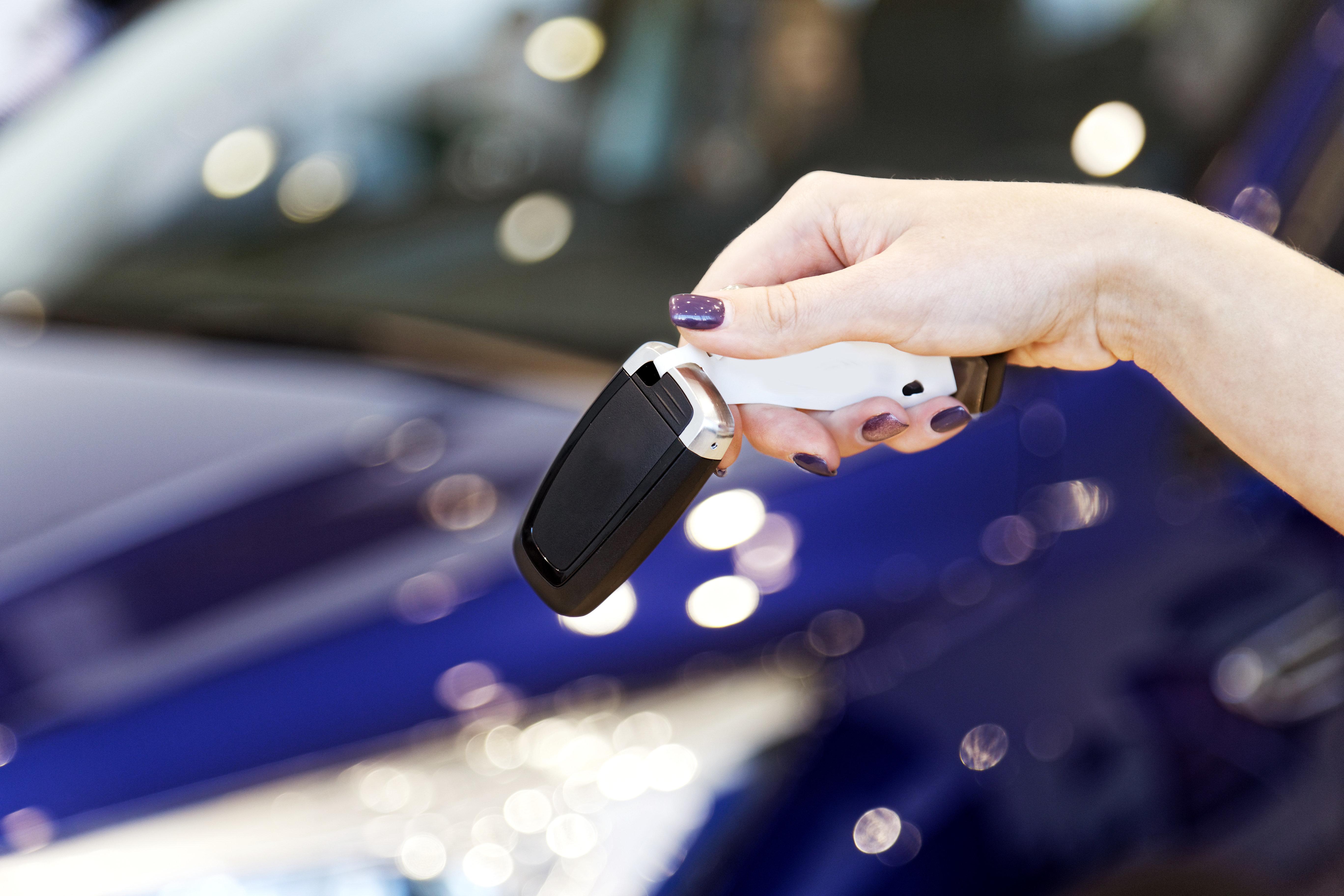 Ραγδαία αύξηση των κλοπών αυτοκινήτων με αυτόματο