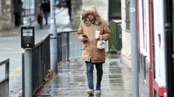 Today Is Set To Be The Coldest Day Of The Week - With Ice On The