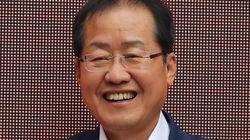 정의당이 홍준표의 정치 복귀를 격하게 환영하고