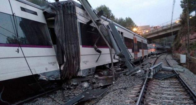 Εκτροχιασμός τρένου στην Ισπανία, με έναν νεκρό και πάνω από 48