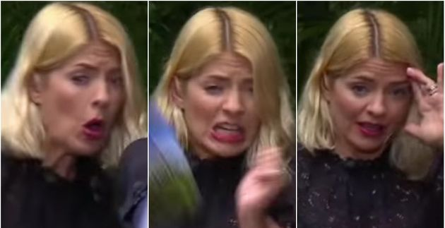 'I'm A Celebrity': Holly Willoughby's Reactions To The First Trial Were Absolutely