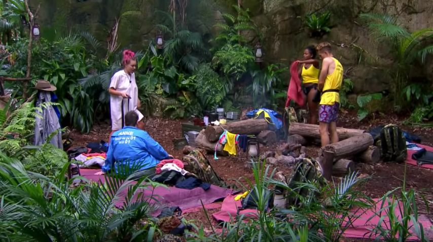 'I'm A Celebrity' Wins Praise For Campmates' Candid Conversation About Autism And