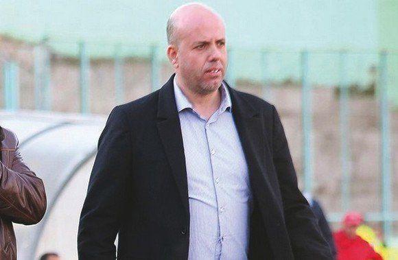 Le président de la JSK Cherif Mellal suspendu une année