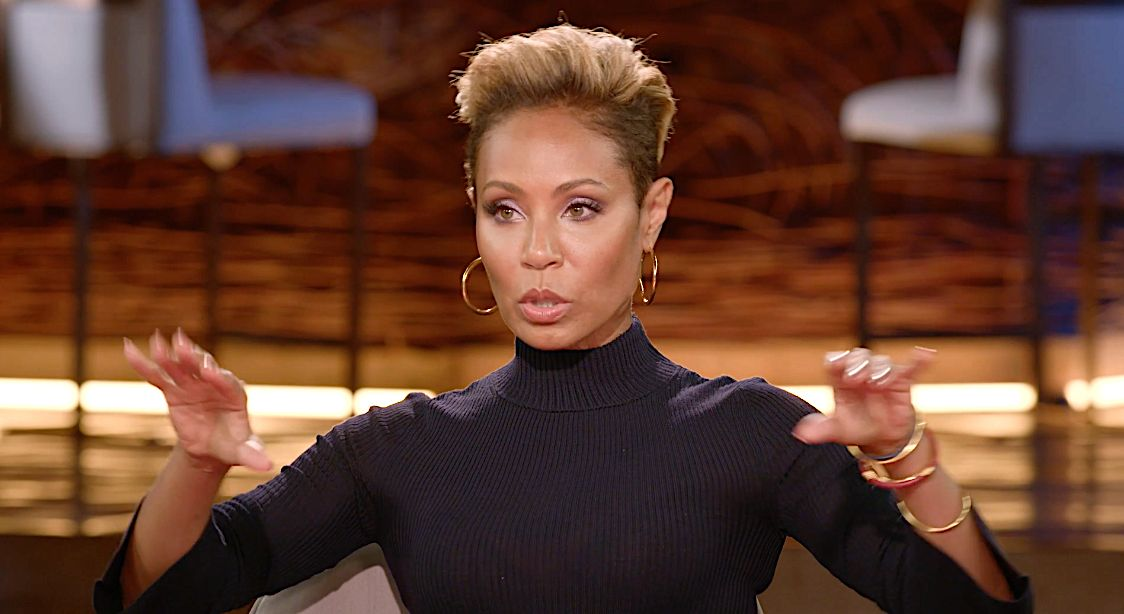 Jada Pinkett Smith: I had to pull a knife on aggressive boyfriend