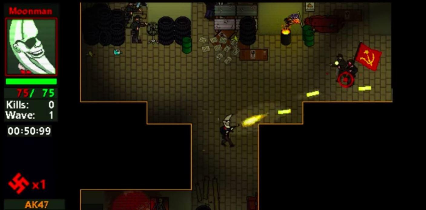 Video game καλεί τους παίκτες να σκοτώσουν γκέι, Εβραίους, κομμουνιστές και