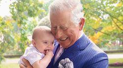 찰스 왕세자는 정말 '훌륭한 할아버지'라는 사실이