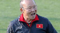 박항서의 베트남 대표팀이 미얀마에 아쉽게