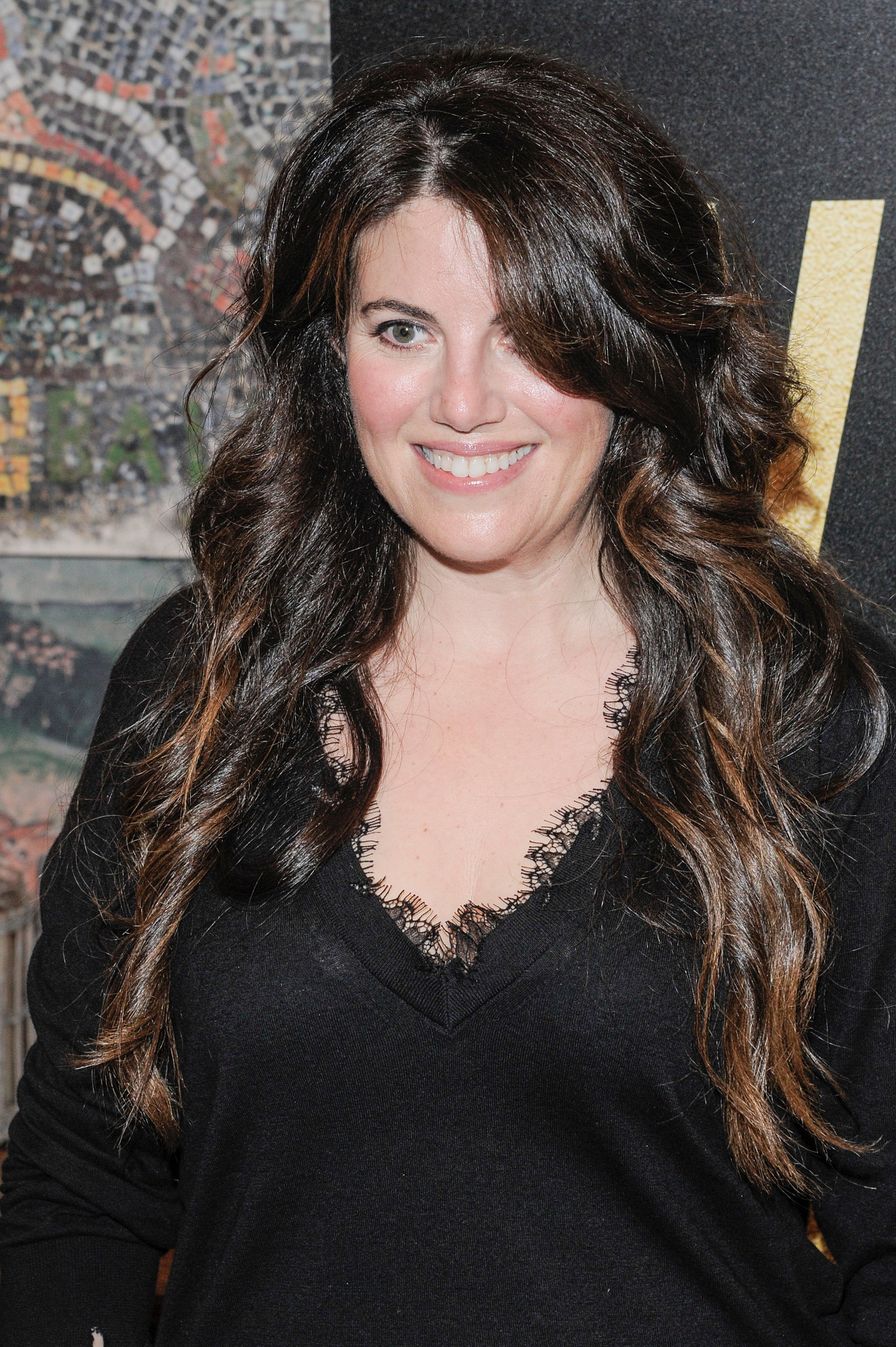 THE WHITBY HOTEL (18 W 56TH STRE, NEW YORK, UNITED STATES - 2018/06/27: Monica Lewinsky attends Whitney New York Screening at the Whitby Hotel. (Photo by Lev Radin/Pacific Press/LightRocket via Getty Images)