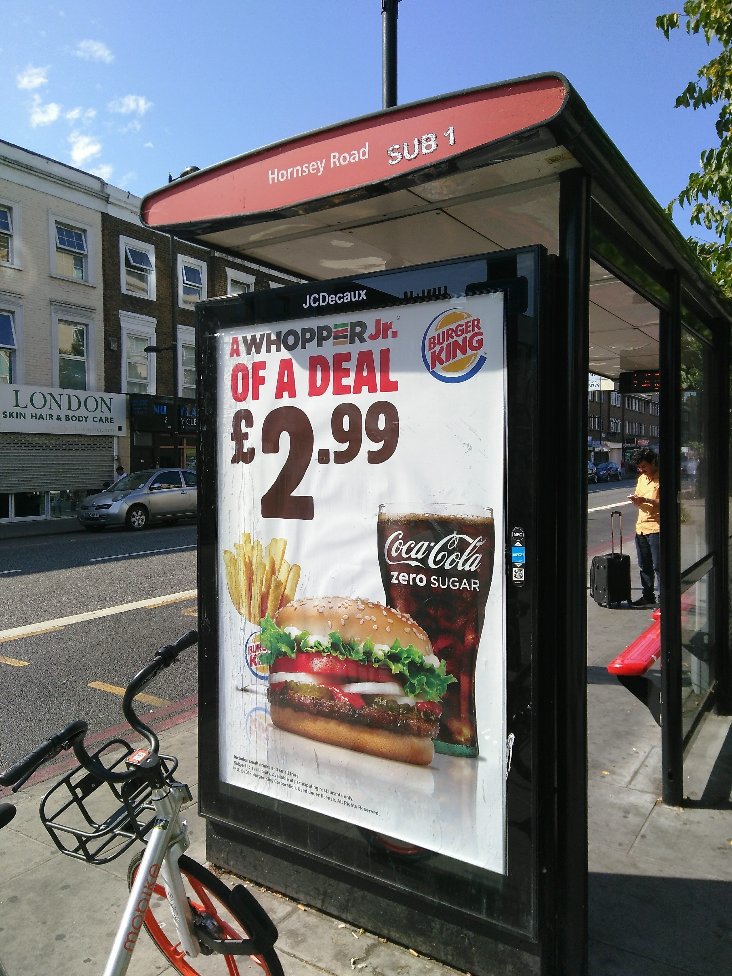 COMPLAINTS: McDonald's And Burger King Ads Banned For 'Inappropriately' Targeting School Bus