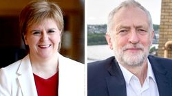 Nicola Sturgeon And Jeremy Corbyn In Talks To Avoid No-Deal