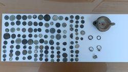Ηγουμενίτσα: Αρχαία νομίσματα βρέθηκαν στην κατοχή