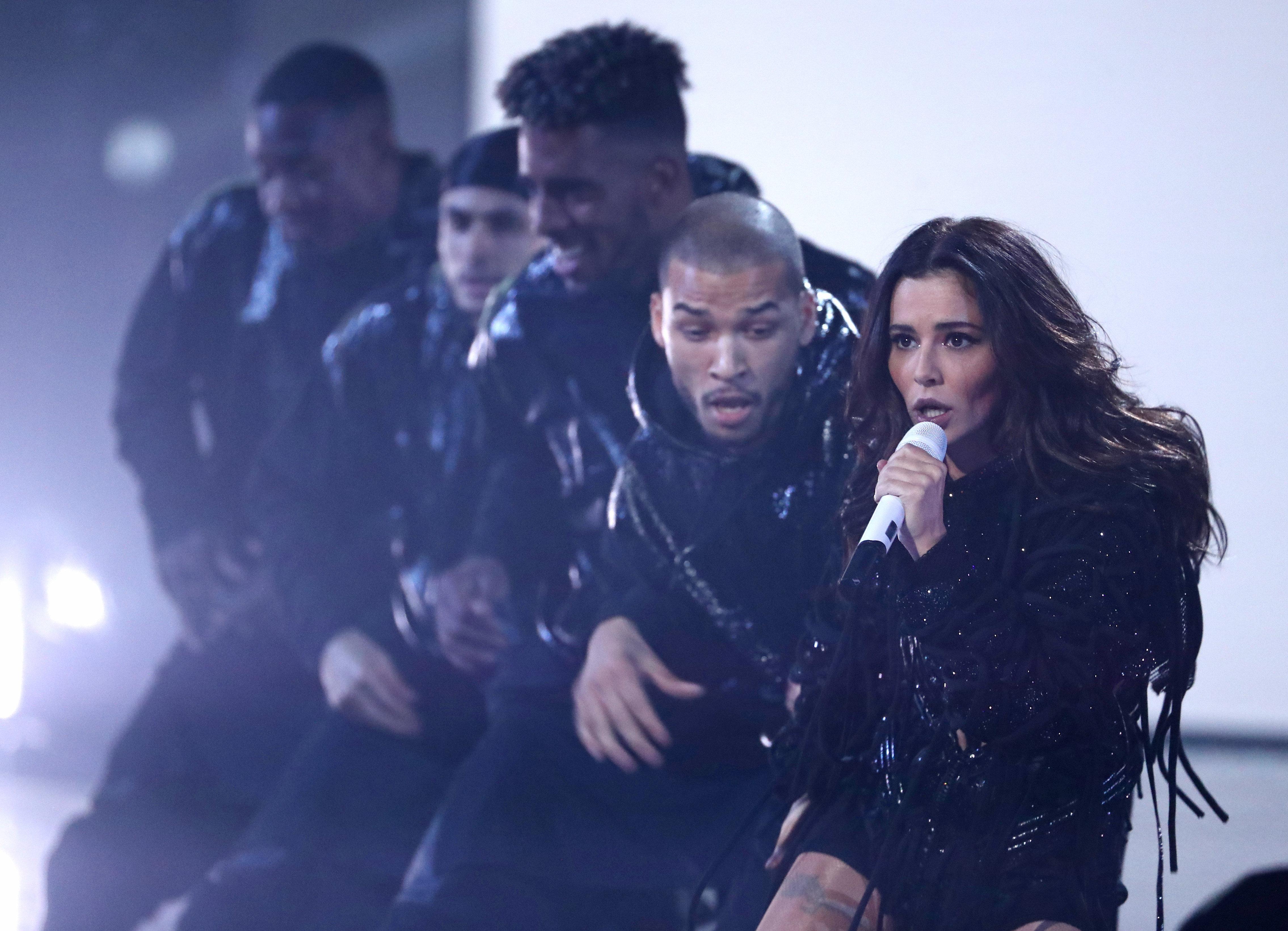 Cheryl on 'The X