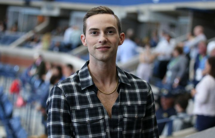 Olympic skater Adam Rippon told CBS he was retiring from competitive skating.