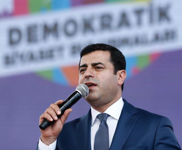 Αίτημα για αποφυλάκιση Ντεμιρτάς μετά την απόφαση του Ευρωπαϊκού