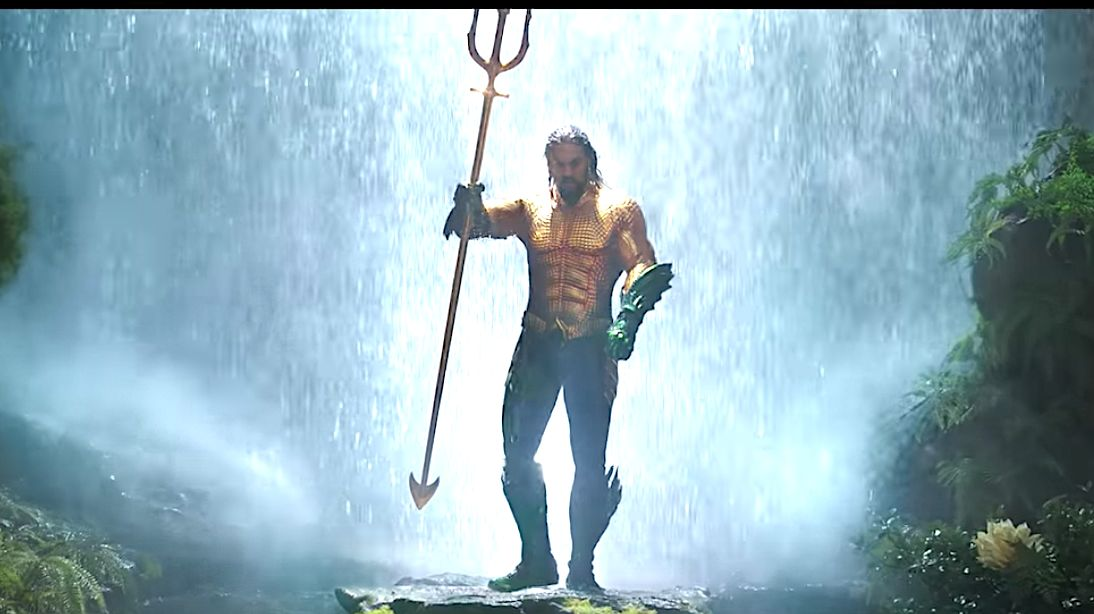 'Aquaman' Trailer Will Have You Dreaming Of A Wet