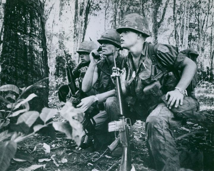 As veterans returned home from the war in Vietnam, combat trauma became less stigmatized. <a rel=