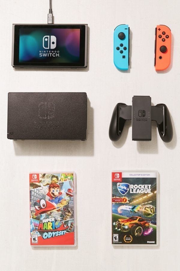 Cyber Monday Deals On Nintendo Switch Bundles, Games And