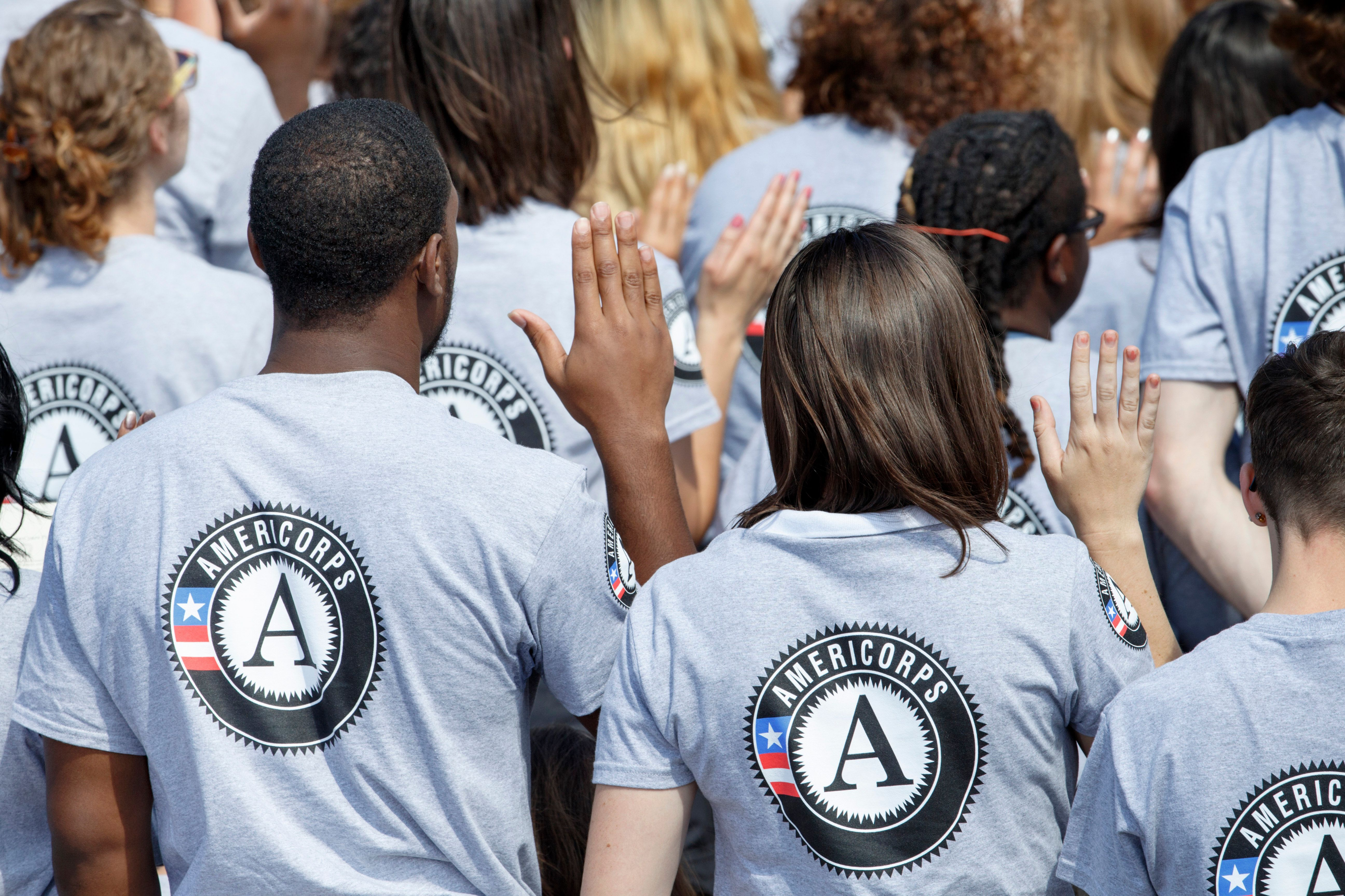 Today, the acceptance rates for some AmeriCorps programs are close to those of certain Ivy League schools, with droves of people turned away every year.