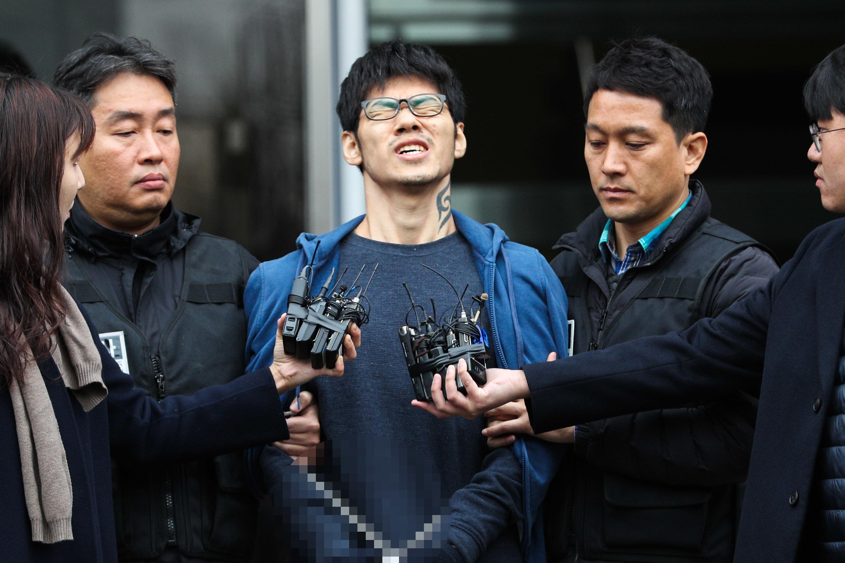 'PC방 살인사건' 피의자 김성수가 동생 공범 의혹과 심신미약 감정 결과에 대해 한