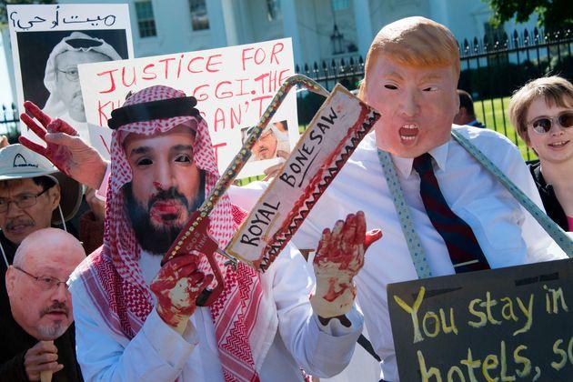 Ρεπουμπλικάνοι κατά Τραμπ για Κασόγκι: Κάνει δημόσιες σχέσεις στον σαουδάραβα πρίγκιπα