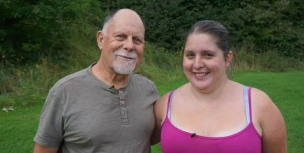 Diese Frau heiratete den 41 Jahre älteren Ex-Mann ihrer Mutter – so reagierte die