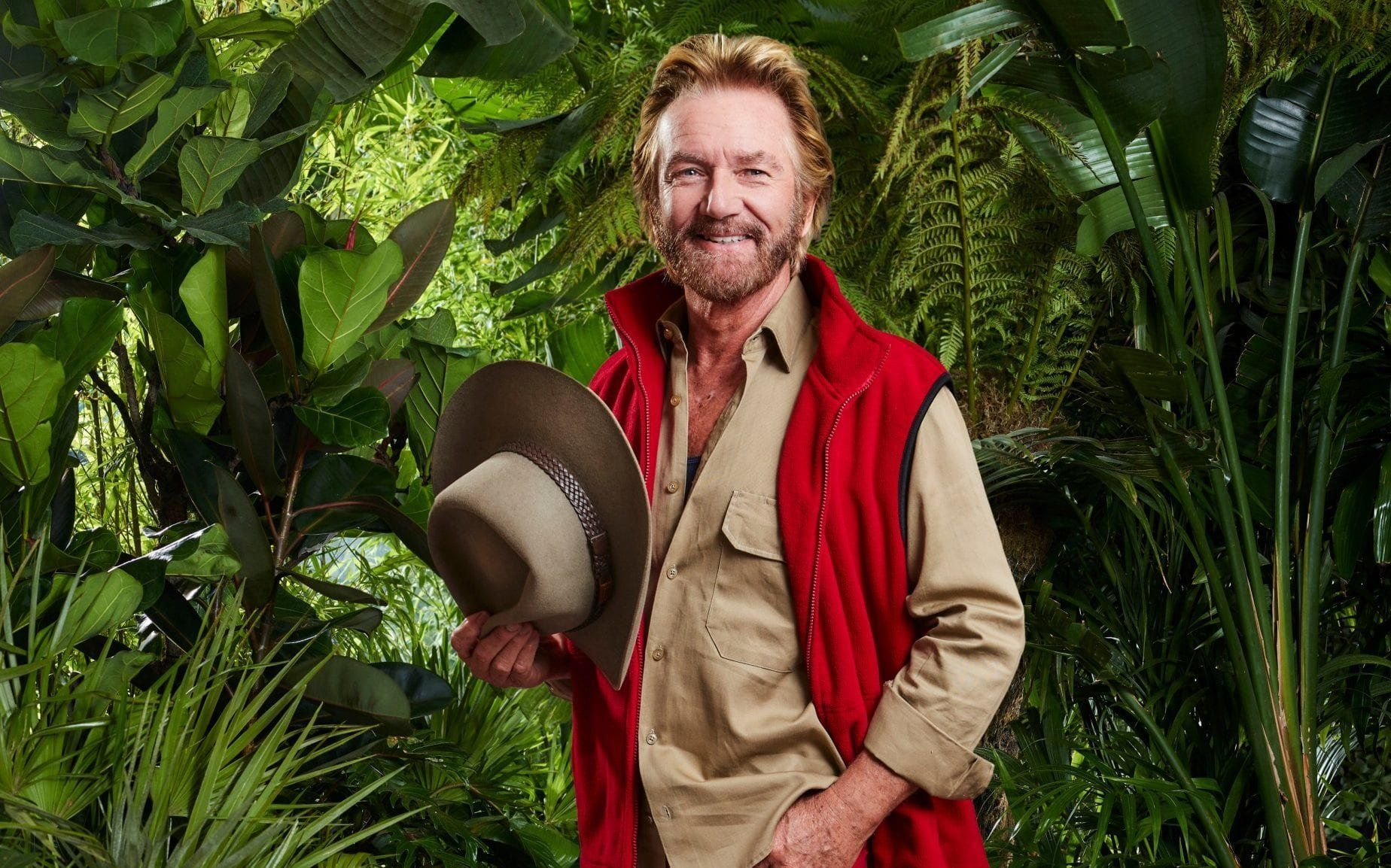 Noel Edmonds will be a late arrival in the