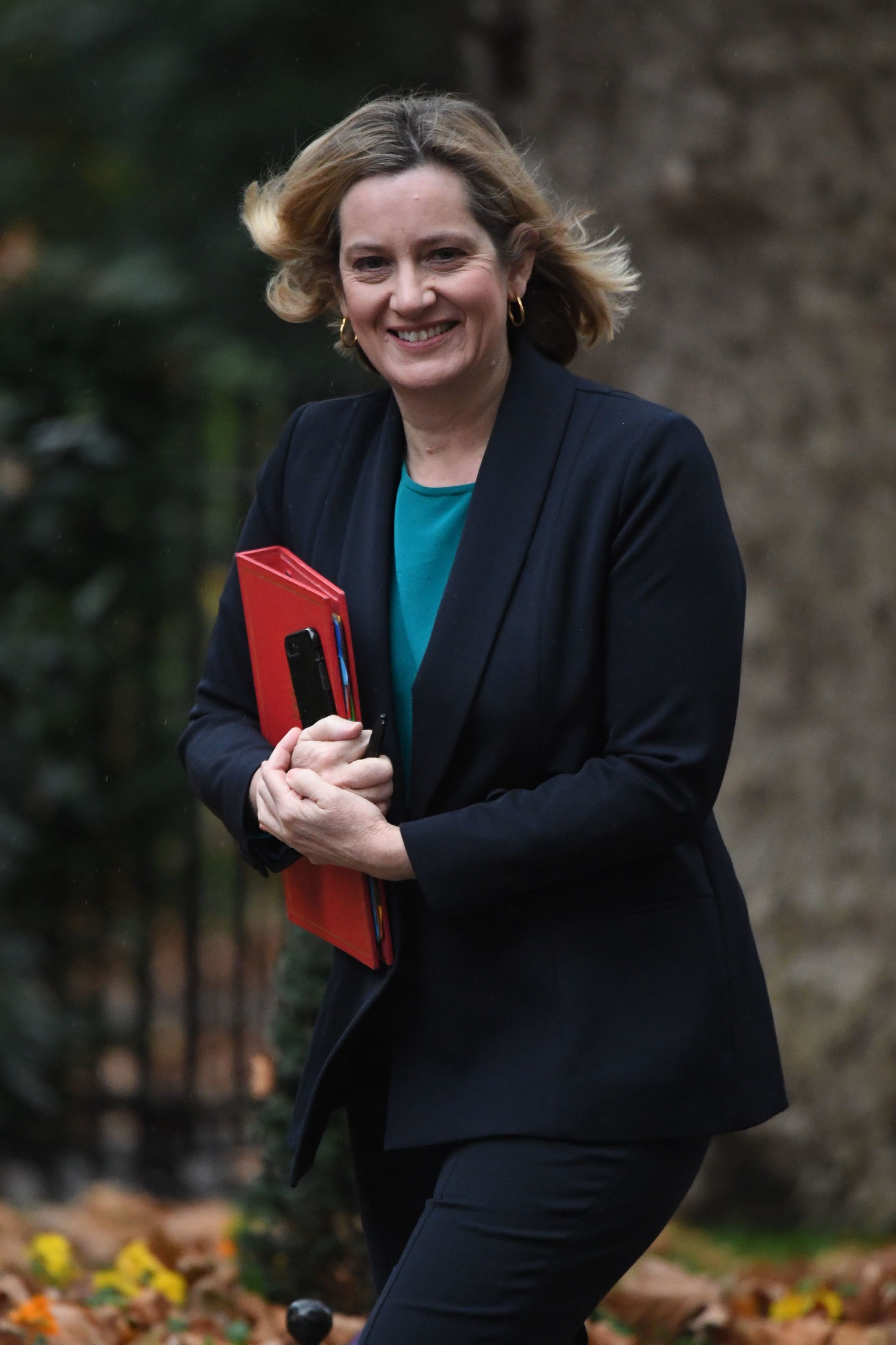 Amber Rudd Says Parliament Will Block A 'No Deal'