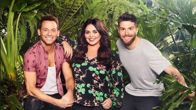 Joel presents 'Extra Camp' with Scarlett Moffatt and Joe