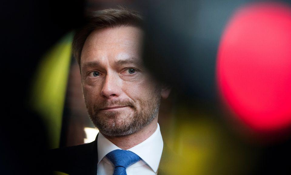 FDP-Parteichef Christian Lindner.