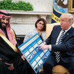 Khashoggi: Trump n'exclut pas l'implication de MBS mais préfère préserver l'alliance avec