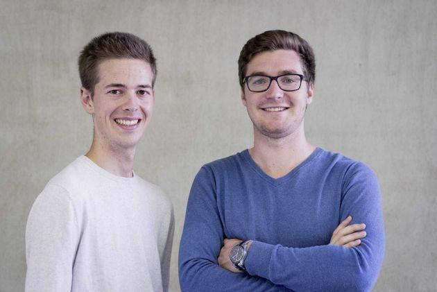 Kleine Gase – Große Wirkung: Zwei Studenten erklären den