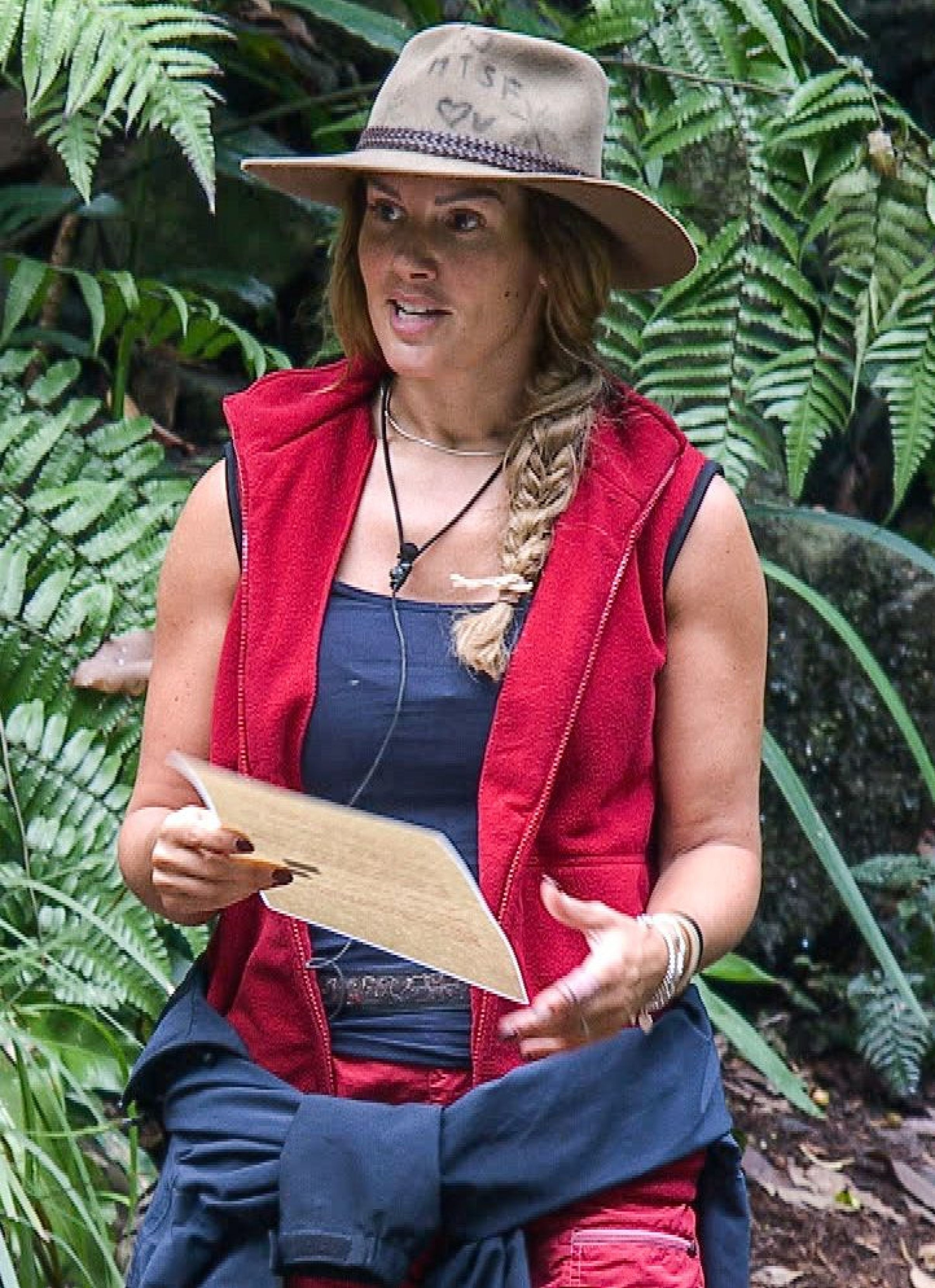 REVEALED: Ex-'I'm A Celebrity' Star Rebekah Vardy Claims Show Is More 'Edited' Than You Might
