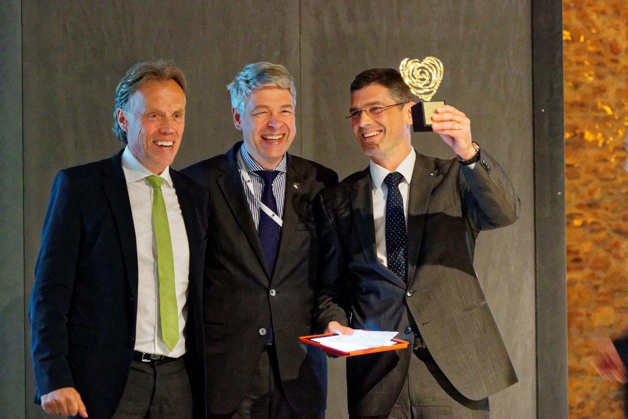 Le médecin et chercheur Alexandre Mebazaa remporte le prix Jean-Paul Binet de la Fondation pour la Recherche