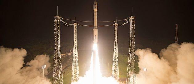 En orbite, Mohammed VI-B est le second satellite lancé par le