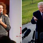 Trump verhöhnt Komikerin auf Twitter –die wehrt sich mit brutalem