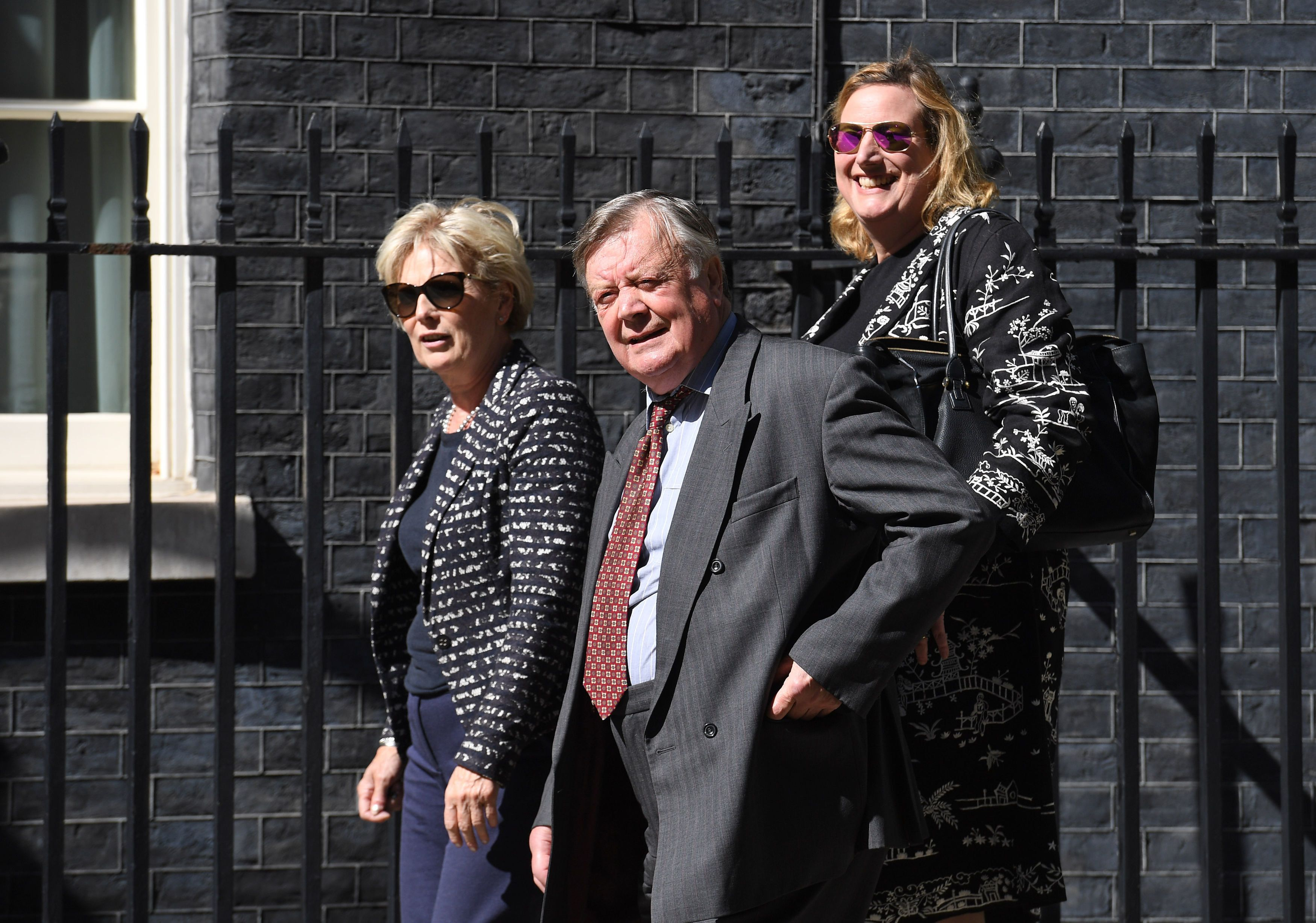 Tory Remainer Ken Clarke Says He Will Back PM's Brexit