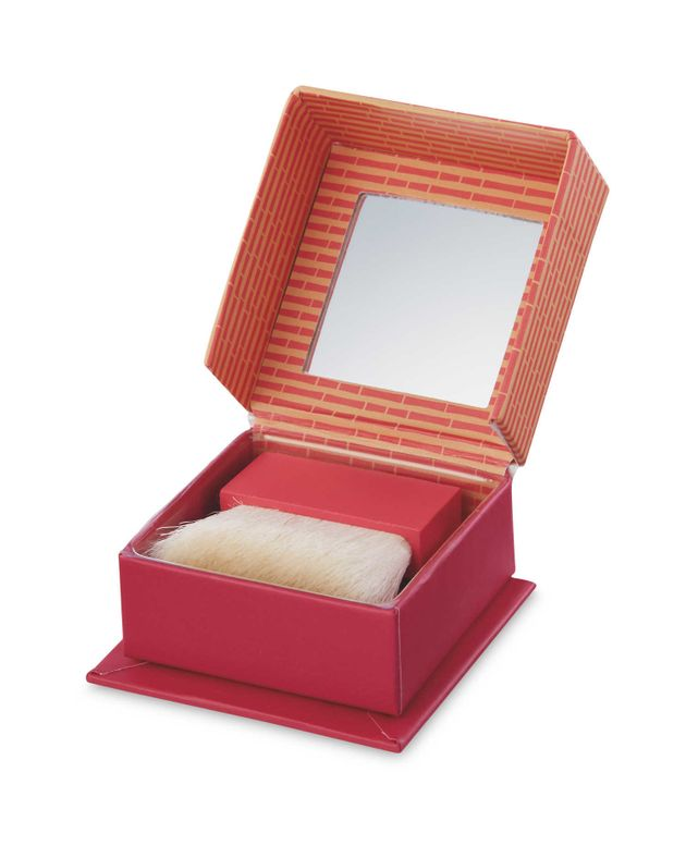Dust the Lacura Aloha Bronzer, £5.99, all over skin for a sun-kissed